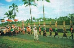 The Balinese Are God- Loving People . - Thaïlande