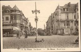 De Panne : Rue Bonzel - De Panne