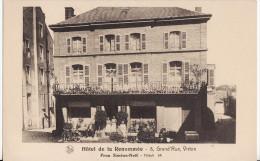 VIRTON.-HOTEL DE LA RENOMMEE.-8,GRAND 'RUE,VIRTON-KOOPJE- - Virton