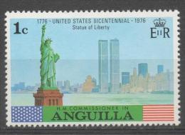 Anguilla 1975 - Statua Della Libertà Statue Of Liberty MNH ** - Anguilla (1968-...)