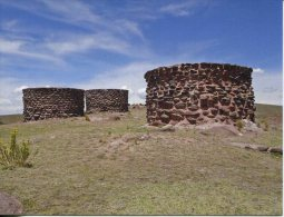 UNESCO Argentina, Bolivia, Chile, Columbia, Ecuador, Peru - Qhapaq Nan , Andean Road System - Bolivie