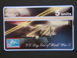 Gibraltar. V.E. Day, End Of World War II. Ex.: 2000 ! - Gibraltar