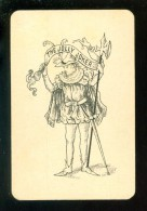 Speelkaart ( 641 )   Joker   -    Lamp  Lampe FULGOR - Cartes à Jouer Classiques