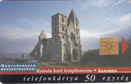 HUNGARY - Zsambek, 07/98, Used - Landschappen
