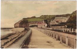 Blue Anchor (Cleeve Bay), Somerset - F Frith & Co Ltd - Postmark 1925 - Altri