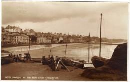 Dawlish, At The Boat Cove - Judges Ltd - Postmark 1939 - England