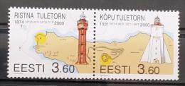Estonia, 1999, Mi:365/66 (MNH) - Faros