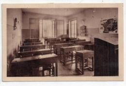 Francheville-le-Bas, La Chauderaie, Salle D'étude Des Grandes, 1942, éd. Lescuyer - Autres Communes