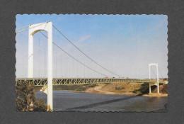 PONTS - STE FOY - QUÉBEC -  PONT PIERRE LAPORTE -  PHOTO R.V. DIST. ÉMILE KIROUAC - Ponts