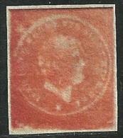 1860 - SICILIA - SAGGIO PORCASI - RISTAMPA PRIVATA MODERNA SU CARTA A MANO - MNH - SPL - Sicilia
