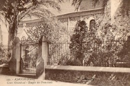 AJACCIO - Temple Des Protestants - Ajaccio