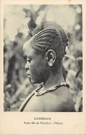 Pays Divers- Afrique -ref D836-  Cameroun - Petite Fille De Foumban -helena -carte Bon Etat  - - Cameroun