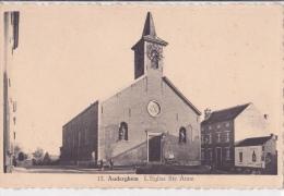 AUDERGHEM : L'église Ste Anne - Auderghem - Oudergem