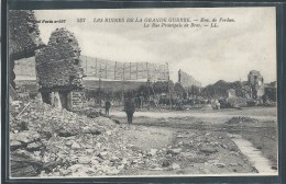 CPA 55 - Verdun, La Rue Principale De Bras - Verdun