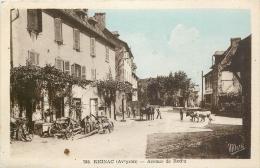 CPA RIGNAC - Frankreich