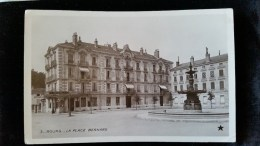 CPA D01 Bourg Place Bernard - Unclassified