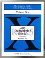 Xlib Programming Manual - Volume One - 1992 - 790 Pages 23,3 X 17,8 Cm - Engineering