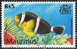 Mauritius SG1036 2000 Fish 5r Good/fine Used - Mauritius (1968-...)
