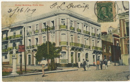 Finlay Building Porto Rico ( Finlay Born In Camaguey Cuba Yellow Fever ) Used To Tampa Florida - Puerto Rico