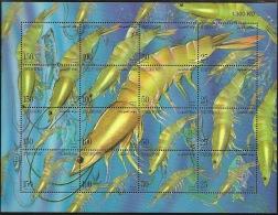 KUWAIT Shrimps - Crostacei