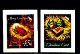 NEW ZEALAND - 2005  CHRISTMAS  SELF ADHESIVE  SET  MINT NH - Nuova Zelanda