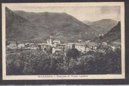 9861-MAZZONIO-PONTE LAMBRO(COMO)-1940-F - Como