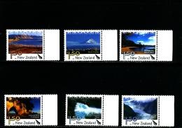 NEW ZEALAND - 2006  SCENIC  DEFINITIVES  SET  MINT NH - New Zealand