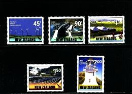 NEW ZEALAND - 2006  RENEWABLE ENERGY  SET  MINT NH - Nuova Zelanda