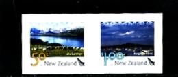NEW ZEALAND - 2007  SCENIC  SELF  ADHESIVE SET  MINT NH - Nuova Zelanda