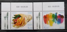 Estonia, 2005, Mi:515/16 (MNH) - Europa-CEPT