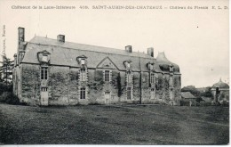 44. Saint Aubin Des Chateaux. Chateau Des Plessis - Altri Comuni