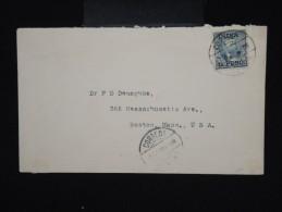 ETATS -UNIS - CUBA - Enveloppe De La Havane Pour Boston En 1899 - à Voir - P7955 - Cuba