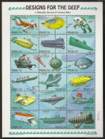 PALAU Designs For The Deep - Palau