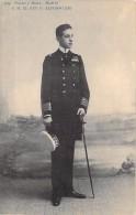 FAMILLES ROYALES - ESPANA Espagne : S.M. EL REY D. ALPHONSO XIII - CPA - - Familles Royales