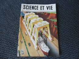 SCIENCE ET VIE De Mars 1947 Avions Fusées Supersoniques, Orgues, La Pénicilline, Illustration René Ravo - Sciences