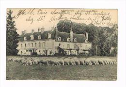 PONTLEVOY:chateau Des Bordes - Otros Municipios