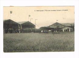 PONTLEVOY:hangars D'aviation - Otros Municipios