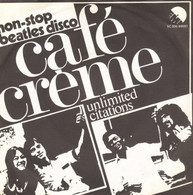 "Café Crème  ""  Unlimited Citations  "" - Vinyl Records"