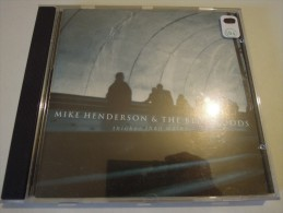 Mike Henderson And The Bluebloods - Thicker Than Water - Dead Reckoning Cddr003 France - Blues