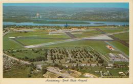 U.S.A. - PENNSYLVANIA - HARRISBURG , York State Airport - Harrisburg