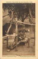 Pays Divers- Afrique -ref D791- Missions Africaines -lyon -vicariat Apostolitique Du Togo -tisserand Du Sangera  - - Togo