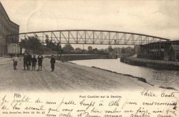 BELGIQUE - HAINAUT - ATH - Pont Cambier Sur La Dendre. - Ath