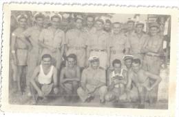 GROUPE AVIATEURS   8,5 X 13cm - Militares