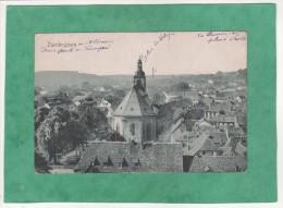 Zweibrücken (Deux-Ponts - Rhénanie-Palatinat) Vue Générale Sur L'église Catholique - Zweibruecken