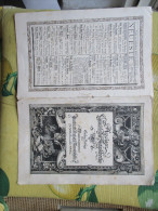 Libretto 1884 ANZEIGEN Litterarischer Festgeschenke Extra Beilage Mustrierke Deutsche Monatshefre SPLENDIDE Illustrazion - Cultura