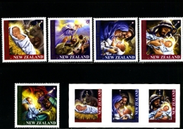 NEW ZEALAND - 2011  CHRISTMAS SET  MINT NH - Nuova Zelanda