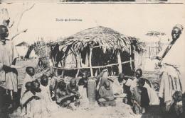 Afrique - Ecole Mahometane - Scan Recto-verso - Cartes Postales
