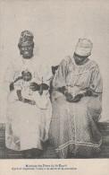 Afrique - Mission Des Peres Du St Esprit  -  Apres Le Bapteme - Scan Recto-verso - Cartes Postales