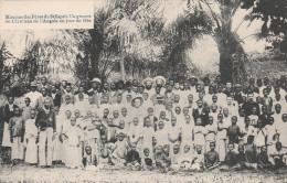 Senegal  - Mission Des Peres Du St Esprit  -  Un Groupe De Chretiens De L'Angola    - Scan Recto-verso - Angola