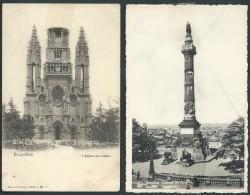 BELGIO - BELGIUM - BELGIE -BELGIQUE  POST CARD BRUXELLES - Belgio